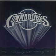Click here for more info about 'The Commodores - Midnight Magic'