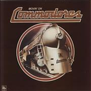 Click here for more info about 'The Commodores - Movin' On'