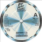 Click here for more info about 'The Commodores - Nightshift'
