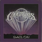 Click here for more info about 'The Commodores - Sail On'