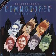 Click here for more info about 'The Commodores - The Very Best Of Commodores'
