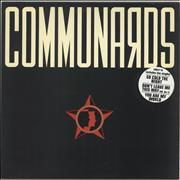Click here for more info about 'The Communards - Communards - Circular Stickered sleeve'