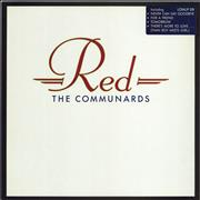 Click here for more info about 'The Communards - Red - Single Stickered'