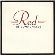Click here for more info about 'The Communards - Red'