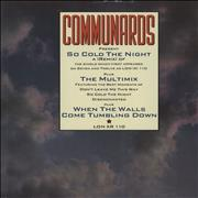 Click here for more info about 'The Communards - So Cold The Night (Remix)'