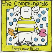 Click here for more info about 'The Communards - There's More To Love'