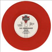 Click here for more info about 'Tomorrow - Red Vinyl + Sticker + Postcards'