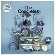 Click here for more info about 'The Concretes - Chosen One - Blue Vinyl'