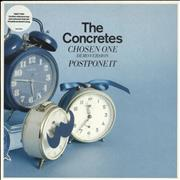 Click here for more info about 'The Concretes - Chosen One - White Vinyl'