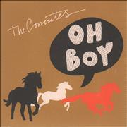 Click here for more info about 'The Concretes - Oh Boy + Press Release'