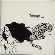 Click here for more info about 'The Concretes - You Can't Hurry Love'