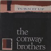 Click here for more info about 'The Conway Brothers - Turn It Up'