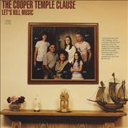 Click here for more info about 'The Cooper Temple Clause - Let's Kill Music'