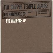Click here for more info about 'The Cooper Temple Clause - The Hardware EP + The Warfare EP'