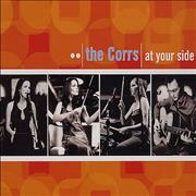 The Corrs At Your Side Germany CD single Promo