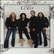The Corrs Borrowed Heaven Tour UK tour programme