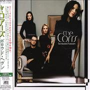The Corrs Borrowed Heaven Japan CD album Promo