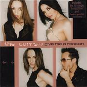 Click here for more info about 'The Corrs - Give Me A Reason'