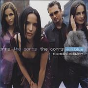 The Corrs In Blue - Special Edition Japan 2-CD album set Promo