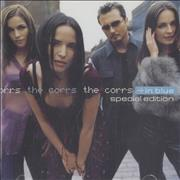 The Corrs In Blue - special edition New Zealand 2-CD album set