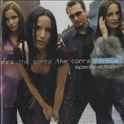 The Corrs In Blue Special Edition Germany 2-CD album set