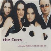 The Corrs In Blue Europe CD album