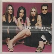 The Corrs In Blue Korea CD album Promo