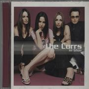 Click here for more info about 'The Corrs - In Blue'