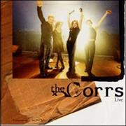The Corrs Live Germany CD album Promo