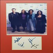 Click here for more info about 'MTV Awards - Mounted Autographs & Photo'