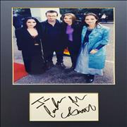 Click here for more info about 'The Corrs - MTV Awards - Red Carpet - Mounted Autographs & Photo'