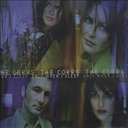 The Corrs Only When I Sleep UK CD single Promo
