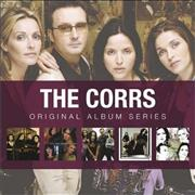 The Corrs Original Album Series UK 5-CD set