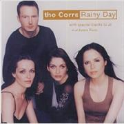 The Corrs Rainy Day Singapore CD single Promo