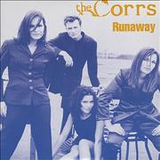 The Corrs Runaway Germany CD single