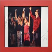 Click here for more info about 'The Corrs - Signed Concert Photo'