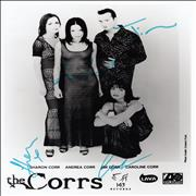 Click here for more info about 'The Corrs - Signed Publicity Photo'