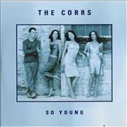 Click here for more info about 'The Corrs - So Young - East West'