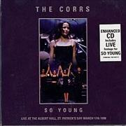 The Corrs So Young - Live At The Albert Hall UK CD single