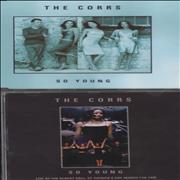 Click here for more info about 'The Corrs - So Young - Parts 1 & 2'