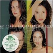 The Corrs Talk On Corners - Special Edition USA CD album Promo