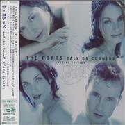 The Corrs Talk On Corners - Special Edition Japan CD album