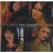 The Corrs Talk On Corners South Korea CD album