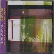 The Corrs Talk On Corners Korea CD album