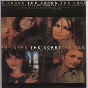 Click here for more info about 'The Corrs - Talk On Corners'