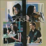 The Corrs The Best Of The Corrs Korea CD album Promo