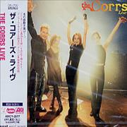 Click here for more info about 'The Corrs - The Corrs Live'