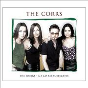 The Corrs The Works UK 3-CD set