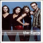 The Corrs Tour In Blue + Ticket stubs UK tour programme