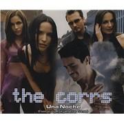 The Corrs Una Noche Colombia CD single Promo